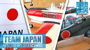 TEAM JAPAN - KABEH MODEL SKALA RC ING WIS DENGAN F4 SCALE WORLD CHAMPIONSHIP MEIRINGEN [HD]