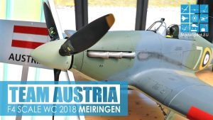 TEAM AUSTRIA - KABEH MODEL SKALA RC ING WIS DENGAN F4 SCALE WORLD CHAMPIONSHIP MEIRINGEN [HD]