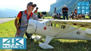 RC HOWARD DGA-6 1 : 4 TIM WEHRLE (GER) F4 SCALE WORLD CHAMPIONSHIP MEIRINGEN SWITZERLAND [4K]