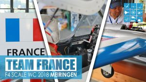 TEAM FRANCE - ALL RC SCALE MODELS IN DETAIL F4 SCALE WORLD CHAMPIONSHIP MEIRINGEN [HD]