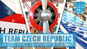 REPUBLIK CZECH TEAM - KABEH MODEL RC SCALE ING WISI F4 SCALE WORLD CHAMPIONSHIP MEIRINGEN [HD]