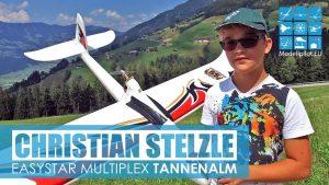URBACH TANNENALM의 MULTIPLEX EASYSTAR RC FLIGHT CHRISTIAN STELZLE 인터뷰 젊은 조종사 [4K]