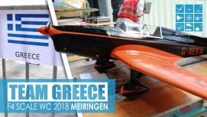 TEAM GREECE - ALL RC SCALE MODELS IN DETAIL F4 SCALE WORLD CHAMPIONSHIP MEIRINGEN [HD]