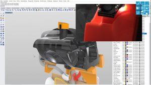 rc 글라이더 용 DIY 3D 프린트 물 탱크-Quintus 파트 3 용 1D 프린트 물 탱크