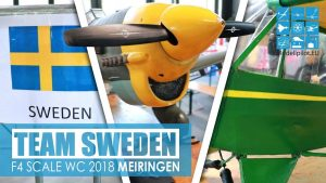 TEAM SWEDEN - ALL RC SCEL Model IN FTAIL F4 SALE SITE CHWA NKỌTA MEIRINGEN [HD]