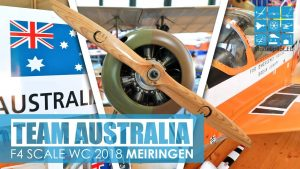 TEAM AUSTRALIA - ALL RC SCALE MODELS IN DETAIL F4 SCALE WORLD CHAMPIONSHIP MEIRINGEN [HD]