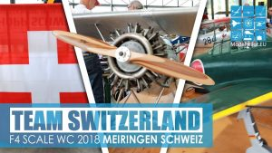 TEAM SWITZERLAND - ALL RC SCALE MODELS IN DETAIL F4 SCALE WORLD CHAMPIONSHIP MEIRINGEN [HD]
