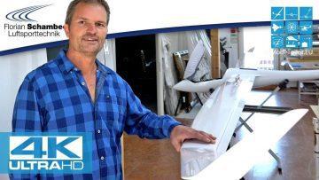 RC Hersteller QUINTUS M IM DETAIL – Video INTERVIEW FLORIAN SCHAMBECK LUFTSPORTTECHNIK [4K]