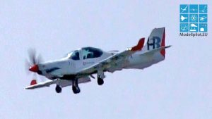 GROB G 120TP GROB AIRCRAFT AG AEROBATIC AIRSHOW FLIGHT ILA BERLIN AIR SHOW