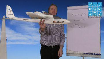 RC մոդելի թռիչքի ուսուցում սկսնակների համար Տեխնիկական հոդված Ինչու է թռչում մոդելի ինքնաթիռը - թռիչքային վարք