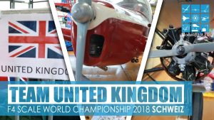 KINGDOM UNITED TEAM - KABEH MODEL SKALA RC ING WISI F4 SCALE WORLD CHAMPIONSHIP MEIRINGEN [HD]