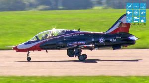 STUNNING XXXL BAE HAWK MK66 THOMAS HÖCHSMANN TEAM GERMANY RC TURBINE JET