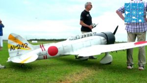 JAPANESE AICHI VAL D3A1 fluturuar nga GERHARD REINSCH EUROFLUGTAG