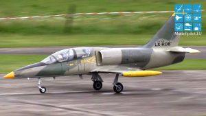 L-39 STEPHAN VÖLKER RC TURBINE JET UJERUMANI UBINGWA 20 KG DARASA LA KIWANGO
