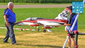멋진 L-39 ALBATROS ALESSANDRO ROSINA