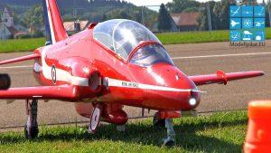 AMAZING BAE HAWK T1 from DAVID GLADWIN TEAM ENGLAND RC TURBINE JET WM COMPETITION FLIGHT