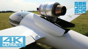 CEFLIX TWINSHARK 1: 3,5 JETCAT P100-RX RC GLIDER AEROBATIC AIRSHOW FLIGHT CHRISTIAN ETTER [4K]