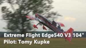 Extreme Flight Edge 540 V3 104 Tomy Kupke