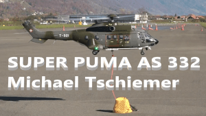 Maikls Čiemers Super Puma AS 332