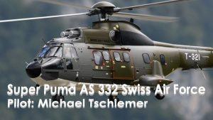 Rapora avahiyê Super Puma Michael Tschiemer