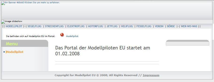 Modellpilot.EU 2008